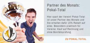 Partner des Monats auf www.meinverein.de im April 2015.